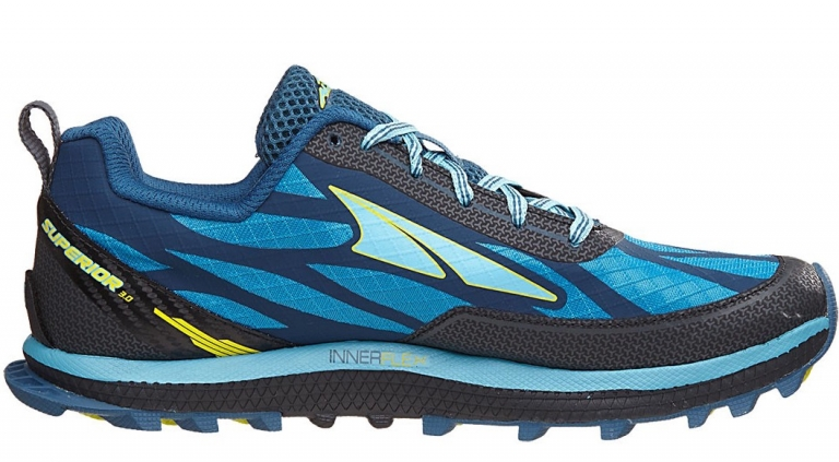 Altra Womens Superior 3.0 Blue/Lime
